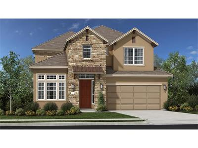 Leander Single Family Home For Sale: 4133 Novella Cv