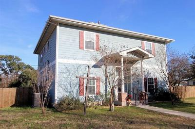 Lockhart Single Family Home Pending - Taking Backups: 618 N Pecos St