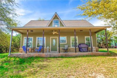 Dripping Springs Single Family Home Pending - Taking Backups: 1111 Deer Creek Cir