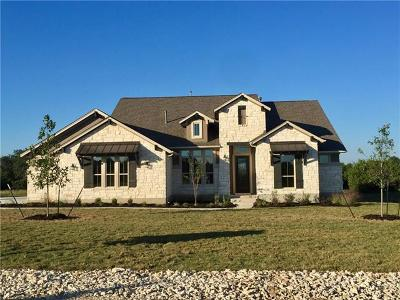 Liberty Hill Single Family Home For Sale: 440 Bold Sundown