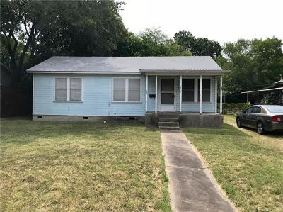 Single Family Home Pending - Taking Backups: 7813 Hardy Dr