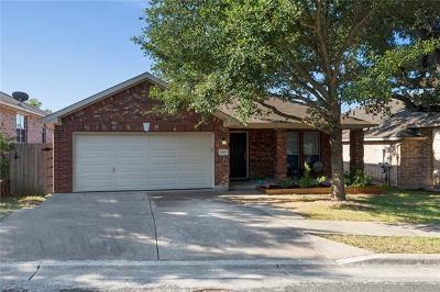Single Family Home For Sale: 2005 Stephanne Creek Cv
