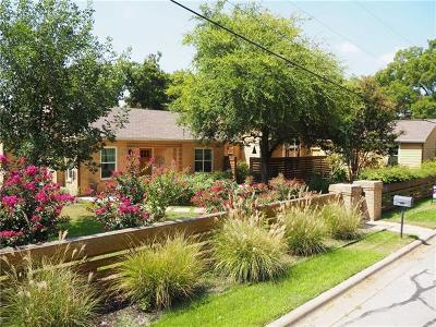 Bastrop Single Family Home Pending - Taking Backups: 709 Buttonwood St