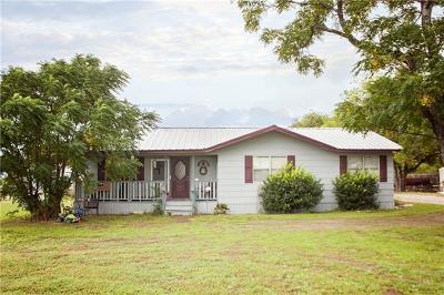 Jarrell Single Family Home For Sale: 100 W Fm 487