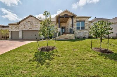 Austin Single Family Home For Sale: 303 Coopers Crown Ln