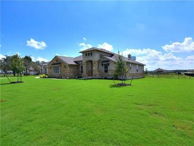 Leander Single Family Home For Sale: 2560 Ridley House Cv