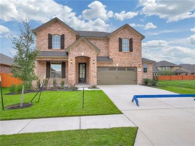 Round Rock Single Family Home For Sale: 2317 Centennial Loop