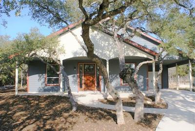 Wimberley Single Family Home For Sale: 59 Persimmon Dr