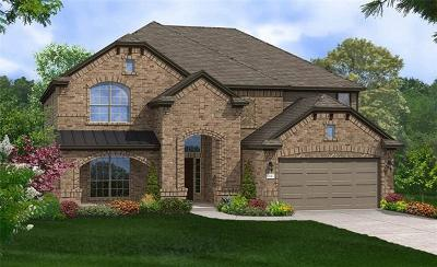 Pflugerville Single Family Home For Sale: 21504 Cupola Vw