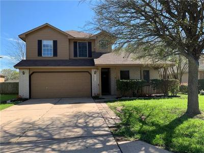 Bastrop Single Family Home For Sale: 615 Barbara Way