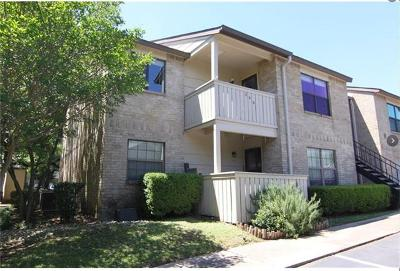 Austin Condo/Townhouse For Sale: 8210 Bent Tree Rd #246