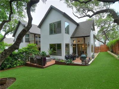 Austin Single Family Home Pending - Taking Backups: 1513 Forest Trl #2