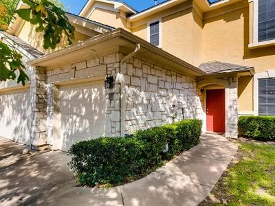 Condo/Townhouse Pending - Taking Backups: 4620 W William Cannon Dr #59