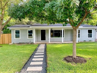 Austin Single Family Home For Sale: 205 W Caddo St