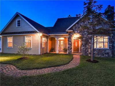Cedar Creek TX Single Family Home For Sale: $795,000