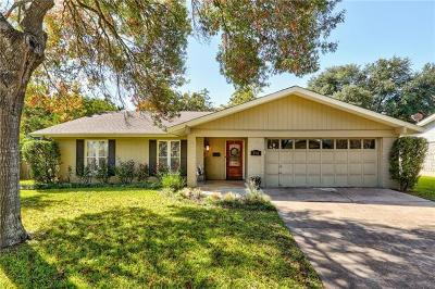 Austin Single Family Home Pending - Taking Backups: 3201 Whitepine Dr