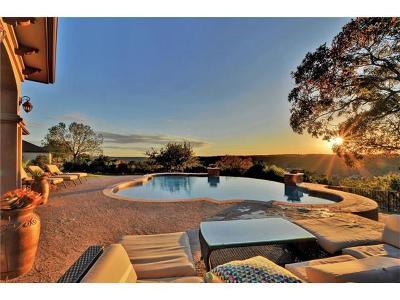 Leander Single Family Home Pending - Taking Backups: 1512 El Cielo
