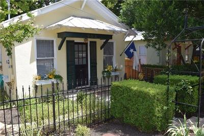 Georgetown Single Family Home Pending - Taking Backups: 903 S Elm St