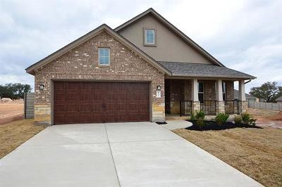 Georgetown TX Single Family Home For Sale: $329,873