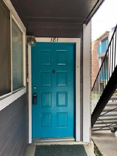 Austin Condo/Townhouse For Sale: 1840 Burton Dr #181