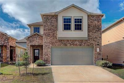 Austin Rental For Rent: 16316 Copper Ellis Trce