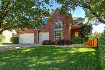 Austin Single Family Home Pending - Taking Backups: 10648 Chestnut Ridge Rd