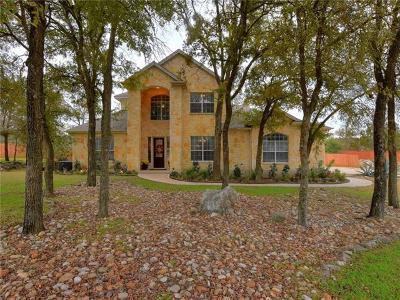 Buda Single Family Home Pending - Taking Backups: 1194 Little Bear Rd