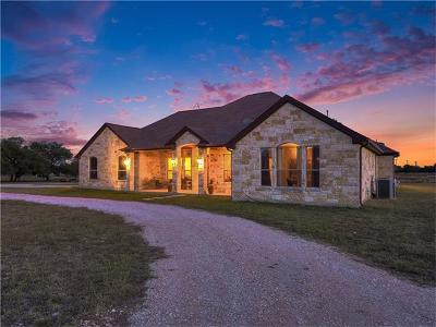Leander Farm For Sale: 101 Zurga Ln