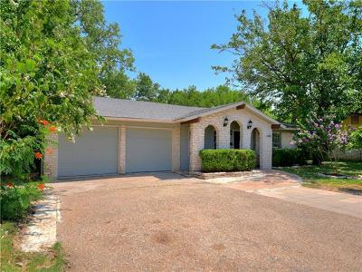 Austin Single Family Home For Sale: 1502 Colony Creek Dr