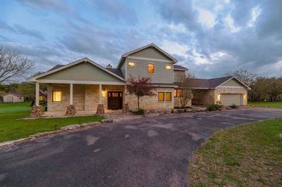 Driftwood TX Single Family Home For Sale: $485,000