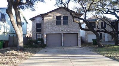 Austin Single Family Home For Sale: 12917 Marimba Trl