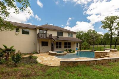 Bastrop County Single Family Home For Sale: 533 Arbors Cir