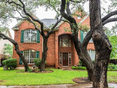 Hays County, Travis County, Williamson County Single Family Home For Sale: 6208 Dedham Ln