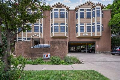 Condo/Townhouse Pending - Taking Backups: 2802 Nueces St #210