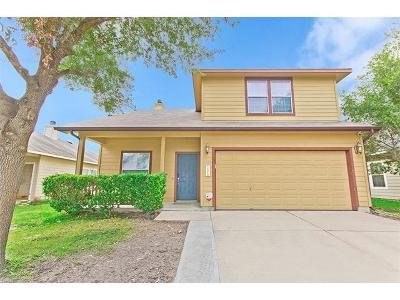 Single Family Home For Sale: 11814 Bastrop St