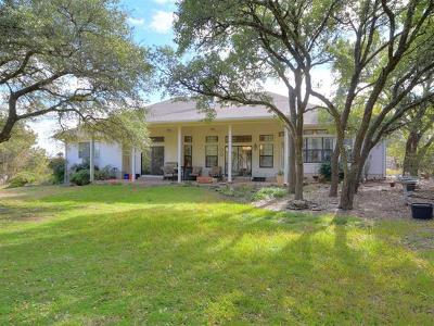 Round Rock Single Family Home For Sale: 4604 Hightower Dr