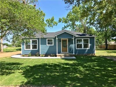 Smithville Single Family Home Pending - Taking Backups: 1725 E Loop 230