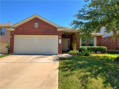 Buda Single Family Home For Sale: 381 Tranquility Mtn