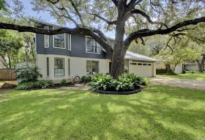 Austin Single Family Home For Sale: 12007 Misty Brook Dr
