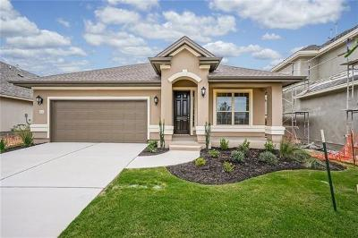 Leander Single Family Home For Sale: 4144 Novella Cv