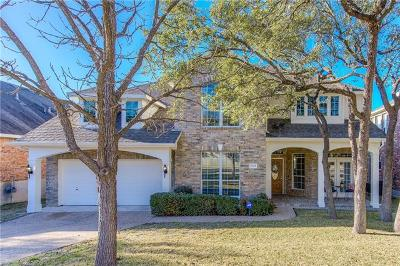 Hays County, Travis County, Williamson County Single Family Home Pending - Taking Backups: 10708 Thoroughbred Dr