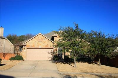 Georgetown Single Family Home For Sale: 212 Fort Mabry Loop