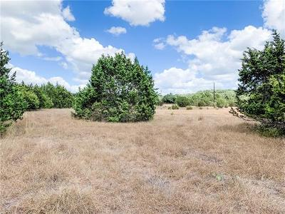 Wimberley Residential Lots & Land For Sale: 200 Canyon Gap Rd