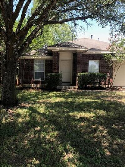 Austin Single Family Home For Sale: 5204 Colusa Ct
