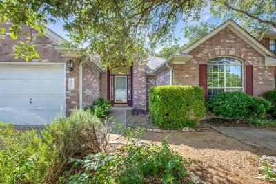 Cedar Park Single Family Home For Sale: 2701 Big Meadow Dr