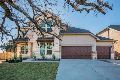 Dripping Springs TX Single Family Home For Sale: $499,990