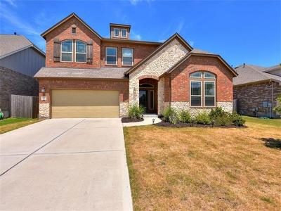 Cedar Park Single Family Home For Sale: 2407 Erica Kaitlin Ln