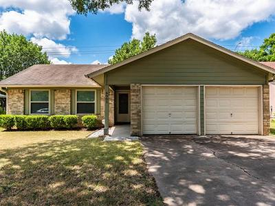 Austin Single Family Home For Sale: 4901 Brushy Ridge Dr