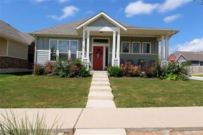 Hays County Single Family Home For Sale: 1286 Sanders