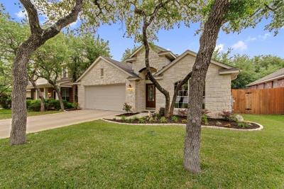 Cedar Park Single Family Home For Sale: 2706 Checker Dr